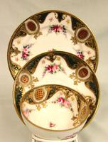 Noritake Porcelain Trio Cup Saucer & Plate (5 of 8)