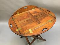 Georgian Butlers Tray on Stand (8 of 9)