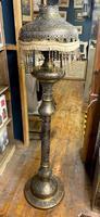 19th Century Islamic Brass Lamp (2 of 7)
