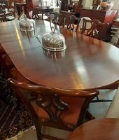 Extendable Oak Dining Table (3 of 6)