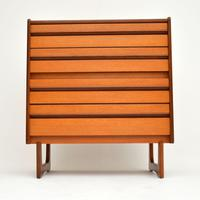 1960's Vintage Teak Chest of Drawers by William Lawrence (9 of 11)