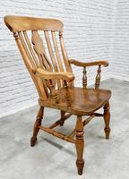 Large Windsor Lyreback Armchair (7 of 7)