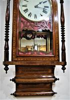 1880's Anglo-American Striking Wall Clock (5 of 6)
