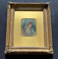 'Claude Thomas Stanfield Moore' Exhibition Quality Portrait Painting (7 of 9)