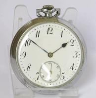 1930s Art Deco Pocket Watch (2 of 5)