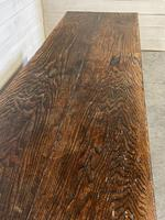 Wonderful Antique Large Refectory Farmhouse Dining Table (17 of 31)