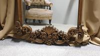 Large Carved Oak Mirror (3 of 5)