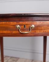 George III Oval Mahogany Pembroke Table (8 of 9)