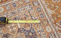 Vintage / Retro Wool Rug Roughly  6' x 4' (7 of 7)