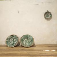 "Large 19th Century Spanish Granada Fajalouza ""Lebrillo"" Bowl (4 of 14)"