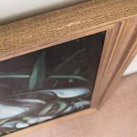 Large Framed Oil on Canvas Still Life Painting by Mark Ramsden 'Signed' (4 of 6)