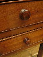 Slightly Wonky Antique Writing Table with Drawers (9 of 19)