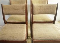 Set of 4 1960's mid century G Plan dining chairs (4 of 4)
