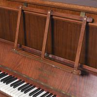 Mahogany Upright Piano by Bechstein, Berlin (6 of 14)
