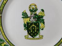 "Limited Edition Caverswall ""Rutland County"" Plate (2 of 8)"