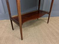 Inlaid Mahogany Display Cabinet by Shapland and Petter (3 of 21)