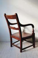 19th Century Scottish Vernacular Glasgow Pattern Joined Armchair c.1880 (22 of 24)