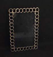 Victorian Brass  Easel Ring  Photo Frame (2 of 4)