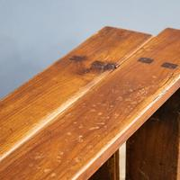 Pair of Cherrywood Benches (9 of 13)