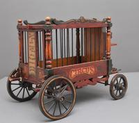 Early 20th Century Model of a Circus Wagon (3 of 10)