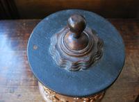 Antique French Stoneware Tobacco Jar (5 of 7)