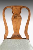 Queen Anne Period Walnut Single Chair (4 of 5)