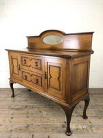 Early 20th Century Antique Oak Sideboard (12 of 13)