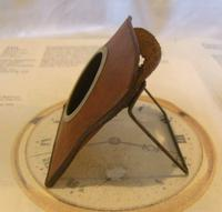 Antique Pocket Watch Case 1890s Victorian Original Bedside or Mantlepiece Case (7 of 10)