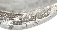 Sterling Silver Cat Shaker - Antique Victorian 1876 (7 of 9)