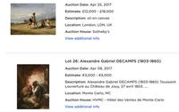 Alexandre Decamps Oil Painting (6 of 8)
