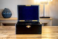 Asprey London Leather Jewellery Box 1900 (3 of 9)