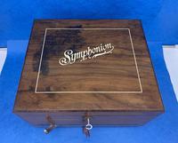 Victorian  Walnut Symphonian Music Box (19 of 22)
