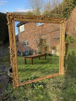 Very Large Gilt Mirror (9 of 11)