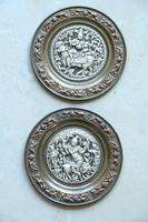 Pair of Brass Indian Dishes (5 of 7)