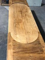 Large Oak Farmhouse Table with Extensions (19 of 30)