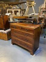 George III Mahogany Chest of Drawers (16 of 16)