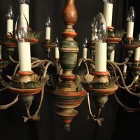 Florentine 18 Light Polychrome Chandelier (6 of 10)