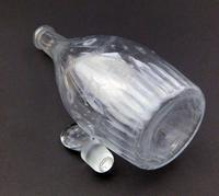 An Unusual Sun, Moon & Stars Engraved Georgian Decanter Late 18th/early 19thc (8 of 9)