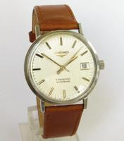 Gents Longines Conquest Automatic Wrist Watch (2 of 5)