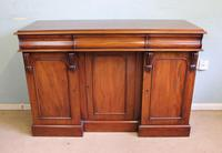 Antique Victorian Chiffonier Sideboard Base (13 of 14)