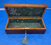 Victorian Irish Killarney Ware Glove Box (11 of 12)