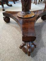 Rosewood Occasional Table (5 of 5)
