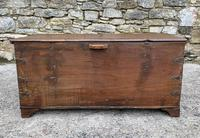Large Antique Anglo Indian Trunk (11 of 26)