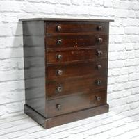 19th Century Collector's Chest (2 of 5)
