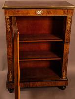 Victorian Walnut Pier Cabinet (2 of 5)