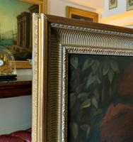 Huge Oil Portrait Painting 'King William III' After Sir Peter Lely (12 of 13)