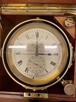 Fine 2-Day Marine Chronometer by Christie & Wilson of Glasgow (5 of 5)