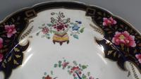 Georgian Chamberlains Worcester Large Imari Porcelain Rimmed Soup Dish (12 of 14)
