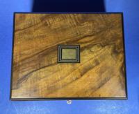 Victorian Walnut Jewellery Box (2 of 12)
