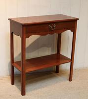 Mahogany Side Table (3 of 8)